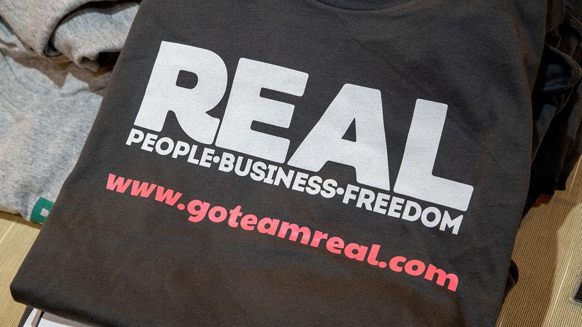 Go Team Real