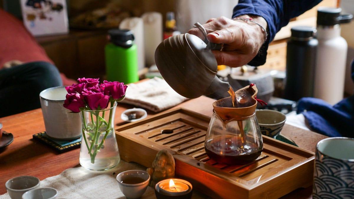 Learn Gong Fu Tea